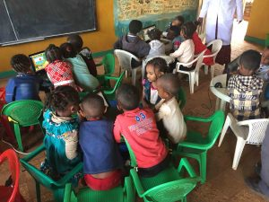 La Madre Computers in Gimbi Ethiopia Schools